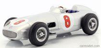 I-SCALE MERCEDES BENZ F1 W196 N 8 WINNER NETHERLAND GP JUAN MANUEL FANGIO 1955 WORLD CHAMPION