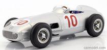 I-SCALE MERCEDES BENZ F1 W196 N 10 WINNER BELGIAN GP JUAN MANUEL FANGIO 1955 WORLD CHAMPION