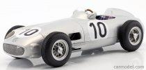I-SCALE MERCEDES BENZ F1 W196 N 10 2nd BRITISH GP JUAN MANUEL FANGIO 1955 WORLD CHAMPION
