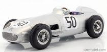 I-SCALE MERCEDES BENZ F1 W196 N 50 4th BRITISH GP 1955 P.TARUFFI