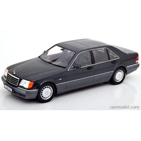 I-SCALE MERCEDES BENZ S-CLASS S500 (W140) 1994 - DARK GREY MET