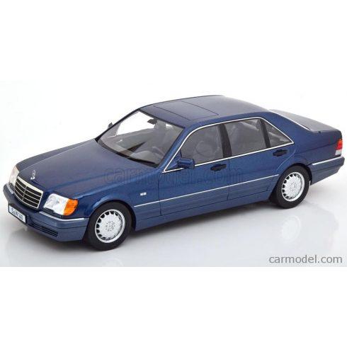 I-SCALE MERCEDES BENZ S-CLASS S500 (W140) 1994 - BLUE MET