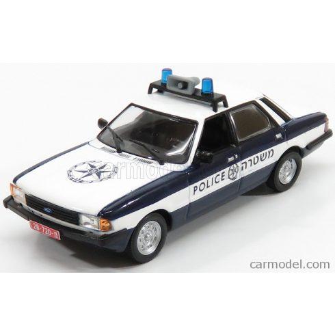 EDICOLA FORD CORTINA MKV POLICE 1968