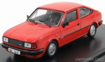 Abrex SKODA RAPID 136 COUPE 1987 - CORAL RED