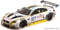 MINICHAMPS BMW 6-SERIES M6 GT3 TEAM ROWE RACING N 99 10th 24h NURBURGRING 2017 ENG - MARTIN - BASSENG