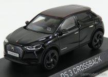 Norev Citroen DS3 CROSSBACK 2019 - BLACK