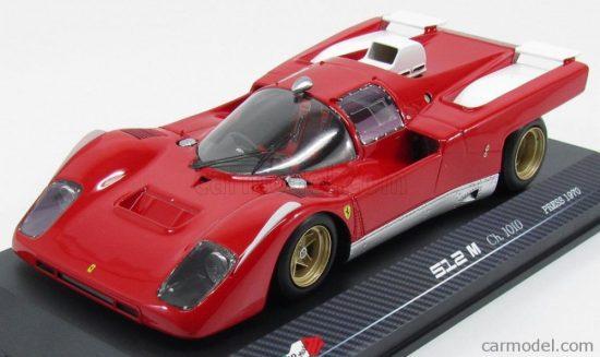 RARE MODELS FERRARI 512M ch.1010 N 0 PRESS 1970
