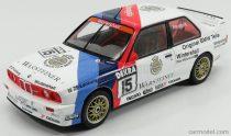 Solido BMW M3 (E30) DTM N 15 NURBURGRING 1989 R.RAVAGLIA