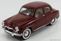 Norev Simca 9 ARONDE 1953 - AMARANTE RED