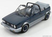 Norev Volksagen Golf Cabriolet Bel Air 1992 - Blue metallic
