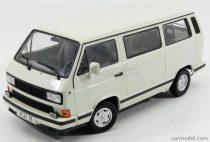 Norev Volkswagen T3 MULTIVAN MINIBUS BLUE STAR 1992 - WHITE