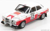 IXO FORD ESCORT MKI RS 1600 TEAM EMBASSY N 12 4th RALLY RAC 1971 H.MIKKOLA - G.PALM
