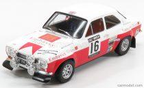 IXO FORD ESCORT MKI RS 1600 TEAM EMBASSY N 16 5th RALLY RAC 1971 T.MAKINEN - H.LIDDON