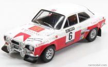 IXO FORD ESCORT MKI RS 1600 TEAM EMBASSY N 6 11th RALLY RAC 1971 R.CLARK - J.PORTER
