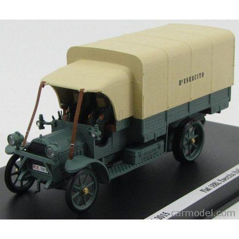 RIO MODELS FIAT 18BL TRUCK TELONATO ESERCITO ITALIANO 1915 - 100th ANNIVERSARY LA GRANDE GUERRA