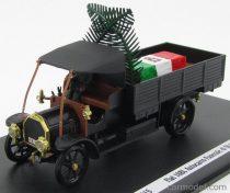 RIO MODELS FIAT 18BL TRUCK ESERCITO ITALIANO - CARRO FUNEBRE - HEARSE - FUNERAL CAR - FUNERALE DI STATO 1915 - 100th ANNIVERSARY LA GRANDE GUERRA