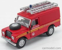 HONGWELL LAND ROVER LAND III SERIES 109 FIRE AND RESCUE 1961