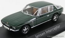Norev Jensen Interceptor 1976 - Dark Green
