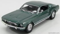 Maisto FORD MUSTANG GTA COUPE FASTBACK 1967
