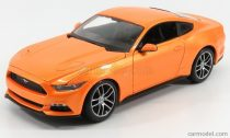 Maisto FORD MUSTANG COUPE 5.0 GT 2015 - ORANGE MET