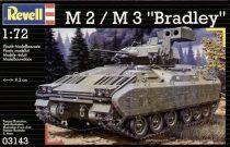 Revell M2/M3 Bradley makett