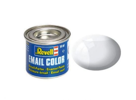 Revell Enamel Color 1 Clear Gloss