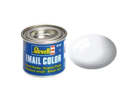 Revell Enamel Color 4 White Gloss