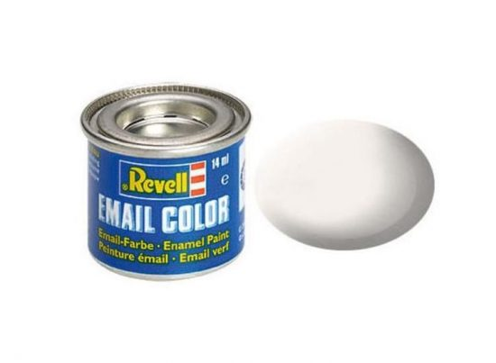 Revell Enamel Color 5 Matt White