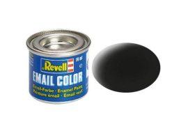 Revell Enamel Color 8 Matt Black