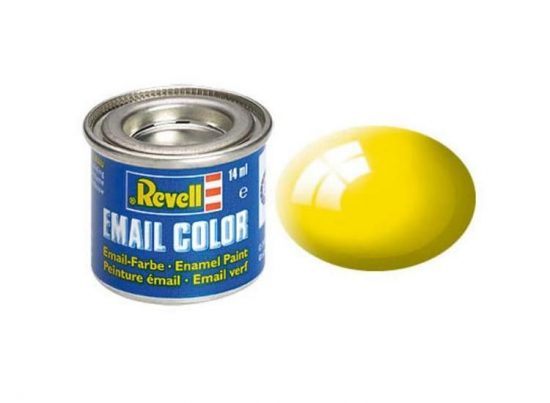 Revell Enamel Color 12 Gloss Yellow