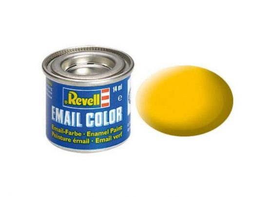 Revell Enamel Color 15 Matt Yellow