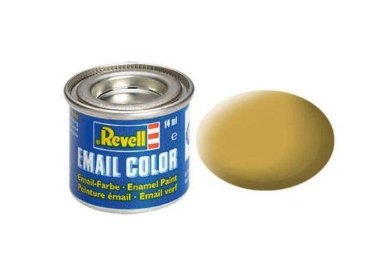 Revell Enamel Color 16 Matt Sandy Yellow