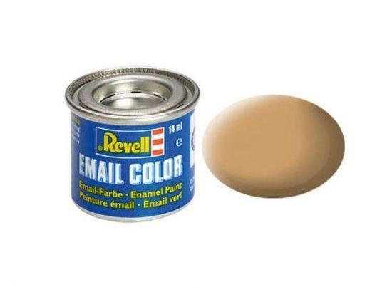 Revell Enamel Color 17 Matt Africa Brown