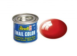 Revell Enamel Color 31 Gloss Fiery Red