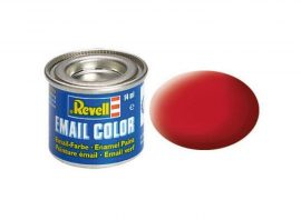 Revell Enamel Color 36 Matt Carmine Red