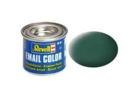 Revell Enamel Color 39 Matt Dark Green