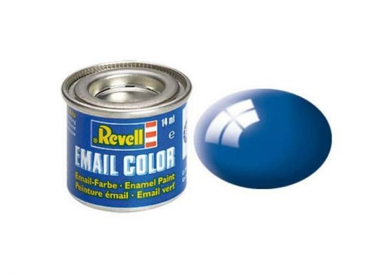 Revell Enamel Color 52 Gloss Blue
