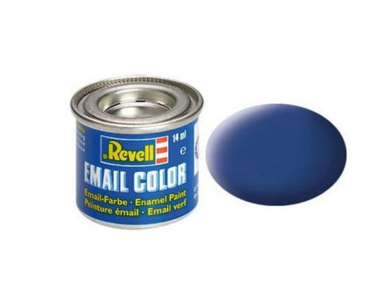 Revell Enamel Color 56 Matt Blue