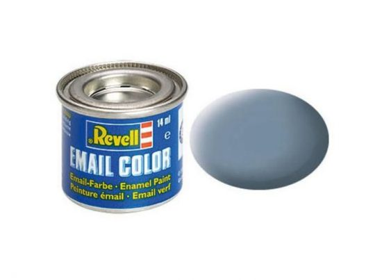 Revell Enamel Color 57 Matt Grey