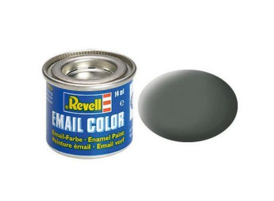 Revell Enamel Color 66 Matt Olive Grey