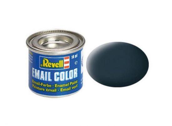 Revell Enamel Color 69 Matt Granite Grey