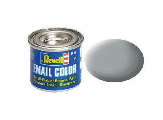 Revell Enamel Color 76 Matt Light Grey
