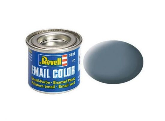 Revell Enamel Color 79 Matt Greyish Blue