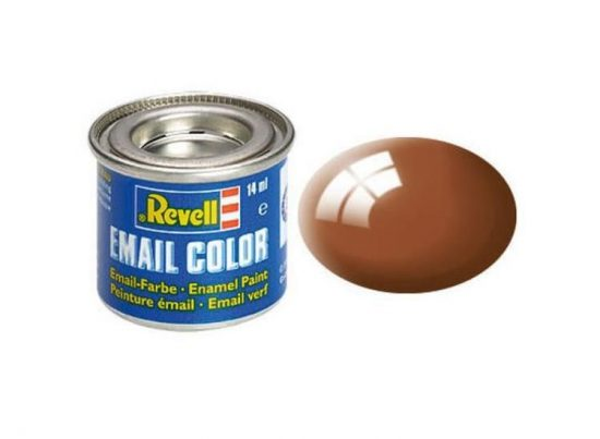 Revell Enamel Color 80 Gloss Mud Brown