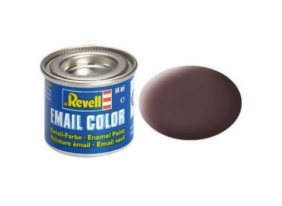 Revell Enamel Color 84 Leather Brown