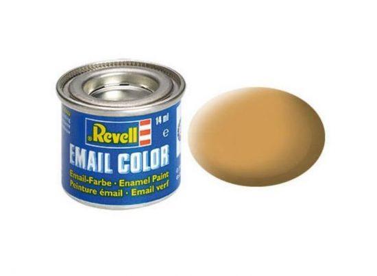 Revell Enamel Color 88 Matt Ochre Brown