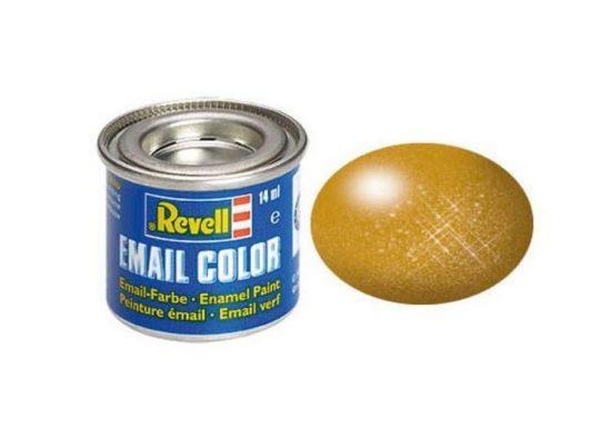 Revell Enamel Color 92 Metallic Brass