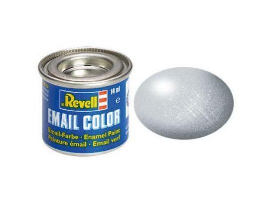 Revell Enamel Color 99 Metallic Aluminium