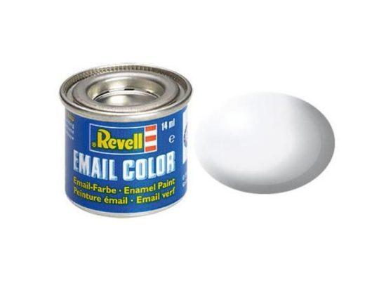 Revell Enamel Color 301 Satin White