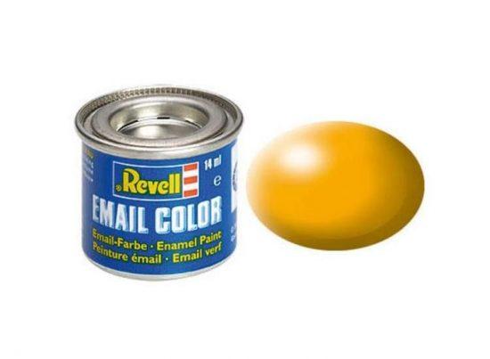 Revell Enamel Color 310 Satin Lufthansa Yellow